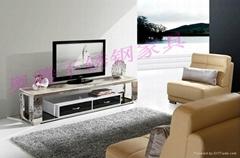 奧騰不鏽鋼傢具TV1699電視櫃