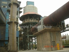 low consumption 1000 ton per day active lime process plant