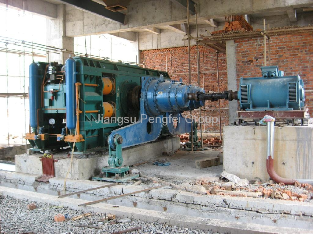 Cement Plant Grinding : High efficient roller press for pre grinding system of