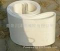 白色食品橡胶输送带 1