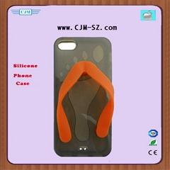 Wonderful Slipper  TPU  case  for smart  phone