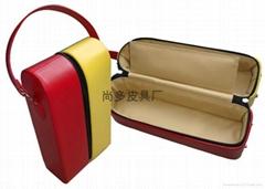 Red wine box