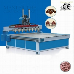 hot sales cnc carved machine DLY-1824 for antique furniture industry with CE&ISO