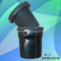 鑽杆螺紋保護器 1