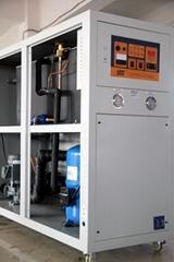 化工造纸行业 钛炮铸造30HP工业冷水机