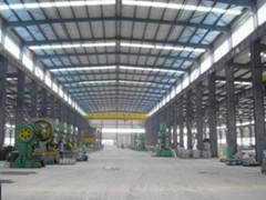 Prefabricated Steel Workshop(SSW-3)