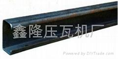 液壓C型鋼扭斷沖孔機