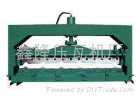 河北鑫隆機械生產銷售龍門式剪切機
