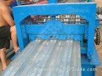 建筑厂家专用750楼承板压瓦机