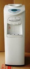 desktop or free-standing Pou Or Bottled hot and cold Water Dispenser