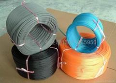 高品质PET蛇皮编织网管