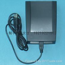 ID卡读卡器USB口