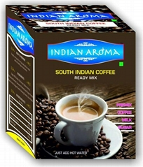 Instant Tea and Coffee Premix