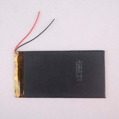 3766125 3.7v 4000mAh Rechargeable Li-polymer Replacement Tablet Battery