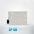 1120mAH Li-ion battery for canon camera