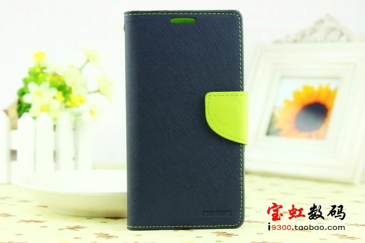 New Samsung Galaxy S4 Mercury Fancy Diary Case Cover Smart Phone Wallet i9500 2