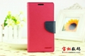 New Samsung Galaxy S4 Mercury Fancy Diary Case Cover Smart Phone Wallet i9500 4