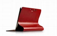 Evouni Leather  Cover Case for iPad 2/3/4