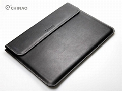 Leather Case Cover Bag for Apple Macbook Air 13