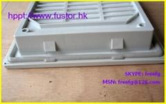 ventilator louver filter