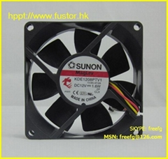 sunon DC Brushless Cooling Fan Suitable for Medical Instruments
