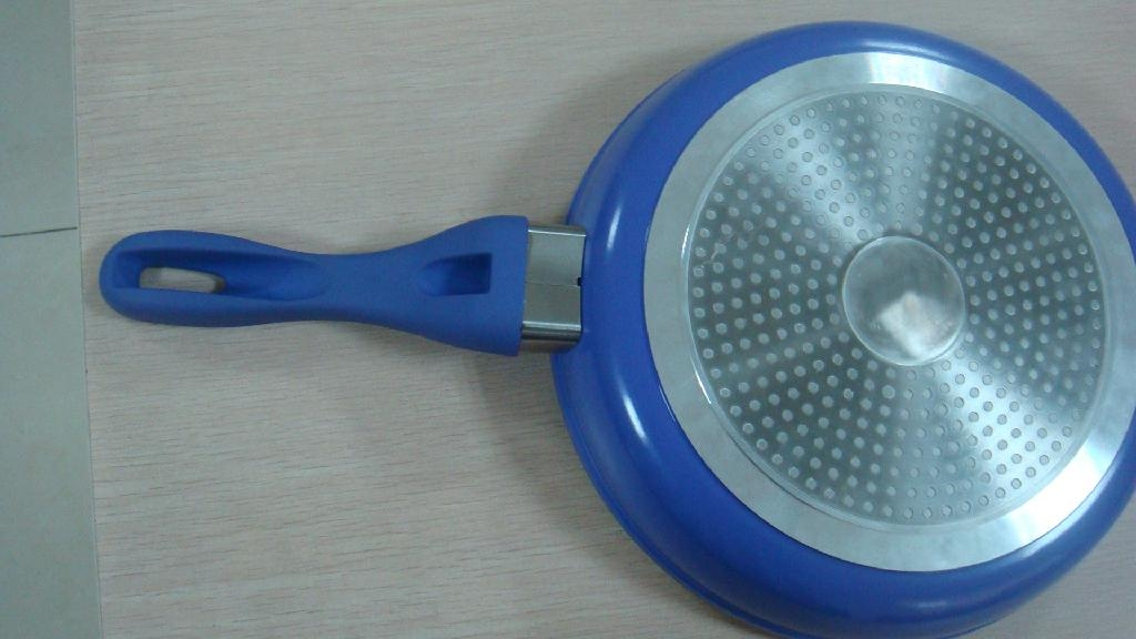 Lj Forge Aluminum Non Stick Induction Bottom Frying Pan