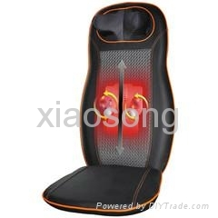 Multi-functional household car conjoined massage cushion