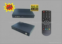 Full HD1080p standalone advertising  media player LX-C6
