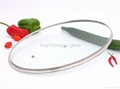 tempered glass lid for cookware