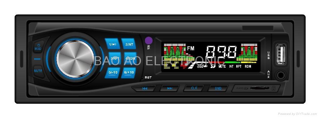 new model car mp3 with fm usb sd 5
