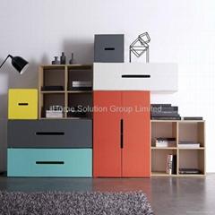 MDF storage Cabinet with Drawer