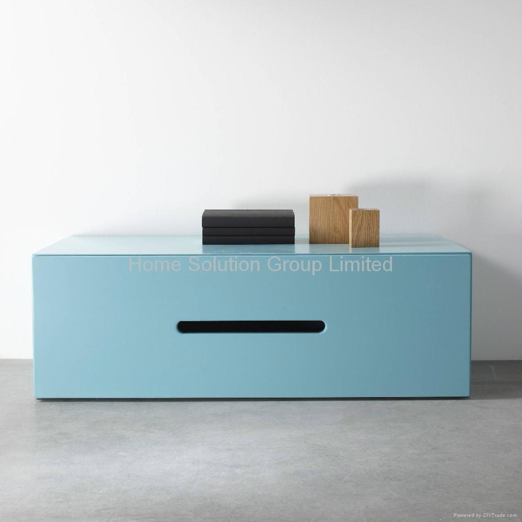 MDF 储物柜,装饰柜 2