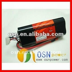 RC Battery A123 19.8V 2300mAh 6S1P