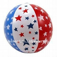 PVC Inflatable Beach Ball for Games for kids