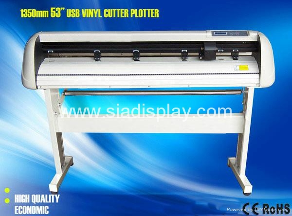 Cutter plotter 1