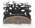 brazilian-virgin top closure lace