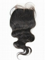 brazilian virgin  hair weave top quality