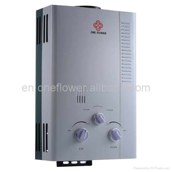 Gas water heater 5