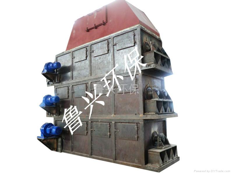 环保型石灰消化设备 1