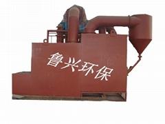 生石灰消化器除尘装置