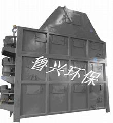 石灰生产线设备三级消化器