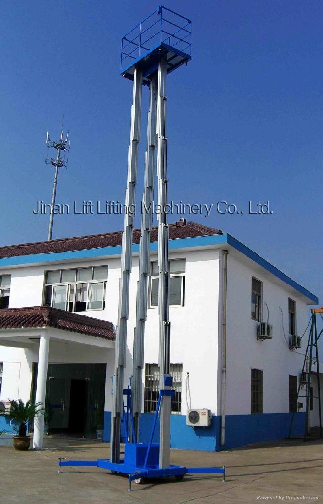 Single Man Lift Sjyl Sun Lift China Manufacturer