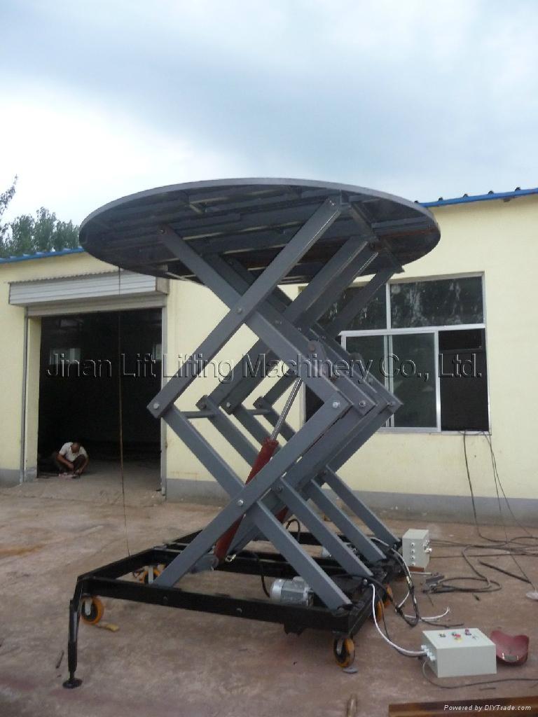 Hydraulic stage lift - SJG - SUN-LIFT (China Manufacturer