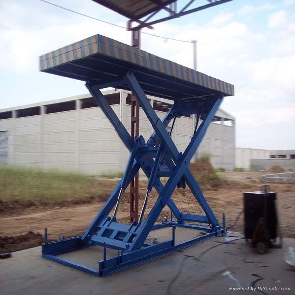产品信息 工业设备 通用机械 液压机械及部件  固定式升降机, 是一种图片