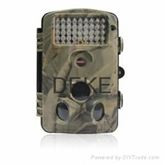 Deke Trophy Cam Night Vision-Camo-8MP Bone Collector Edition Trail Camera