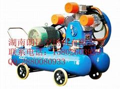 湖南邵阳矿山用活塞式柴油系列空气压缩机