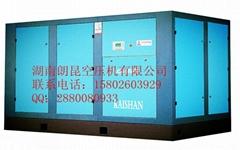 湖南LG水冷型电动固定螺杆空气压缩机