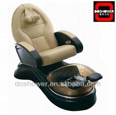 2013 newest design spa massage pedicure chair