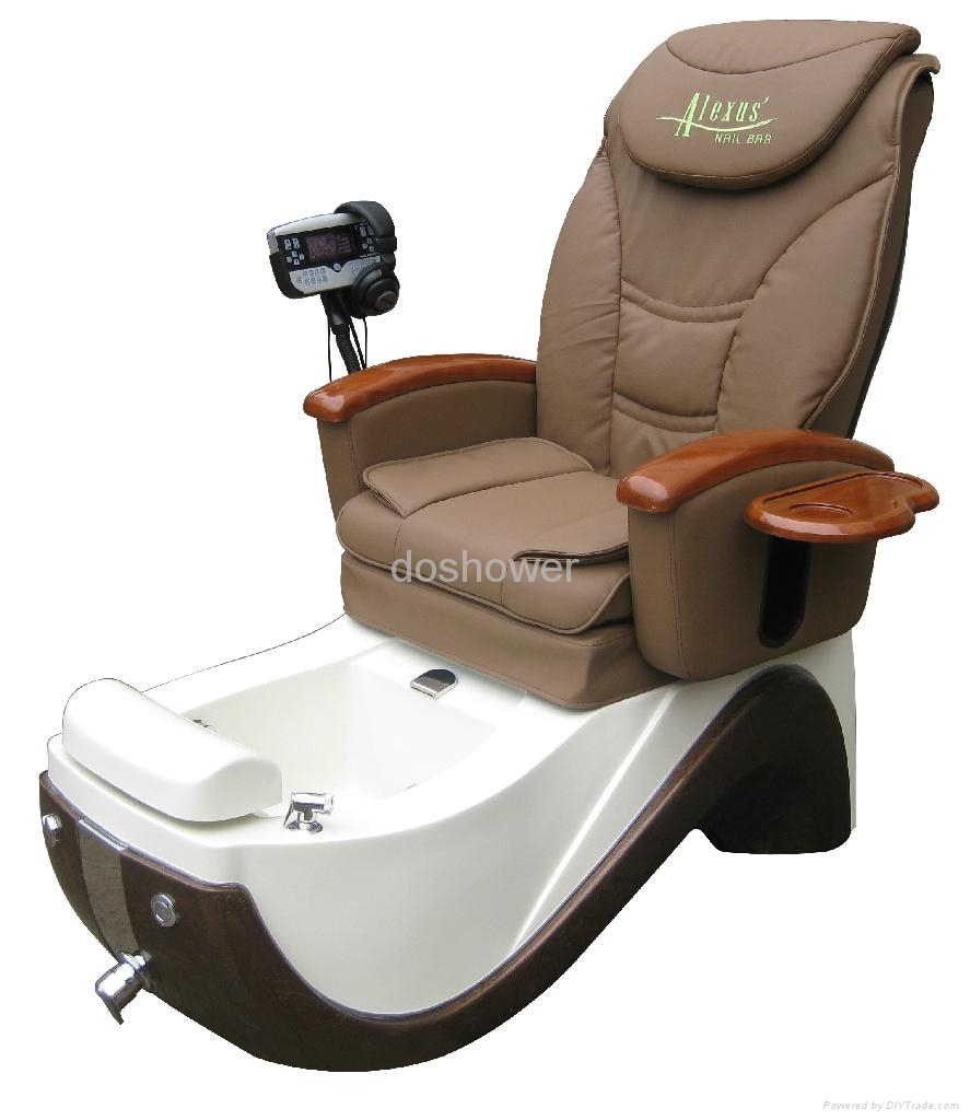 Spa Massage Pipeless Pedicure Chair DS 8135 1