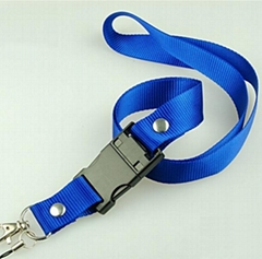 USB Flashing Lanyard with Screen Printing Logo